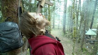 Alaskan Bush Tours: Bear's Treehouse | Alaskan Bush People