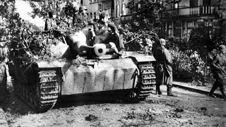 Duitse soldaten over de Slag bij Arnhem