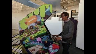 Inside the Nickelodeon Entertainment Lab, the Network's Geeky R&D Unit