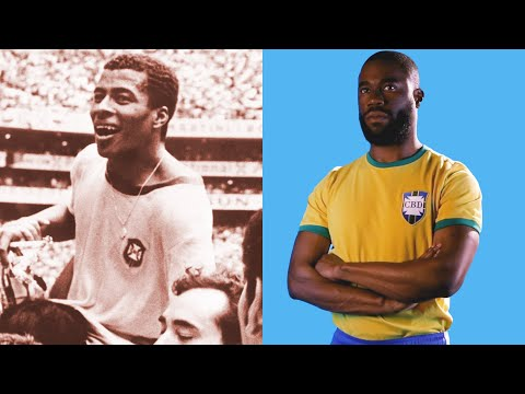 Brazil World Cup Jerseys Throughout History