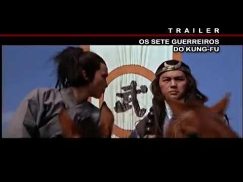 Trailer do filme Os 7 Guerreiros