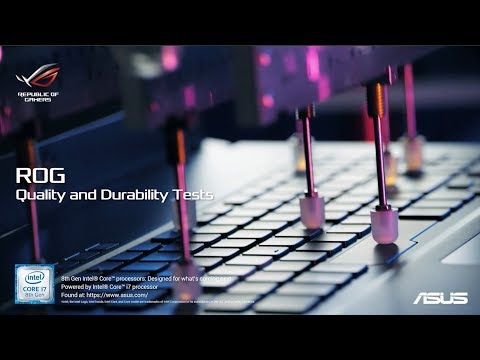 Quality And Durability Test   ROG