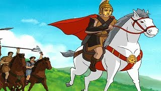 SPARTACUS | The Last Victory | Full Episode 12 | Cartoon TV Series | English