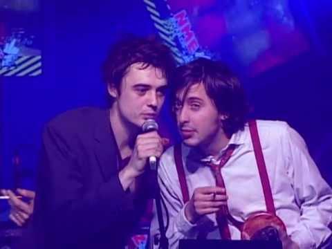 The Libertines NME Award Don