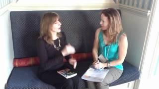 Christina Farley interviews Danette Haworth