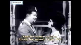 OST Sabarudin Tukang Kasut 1966 - Sri Bulan - P Ramlee, Saloma