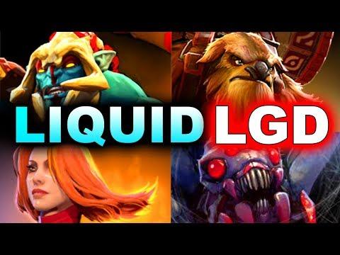 LIQUID vs PSG.LGD - #TI8 DAY 1 GROUPS - THE INTERNATIONAL 8 DOTA 2