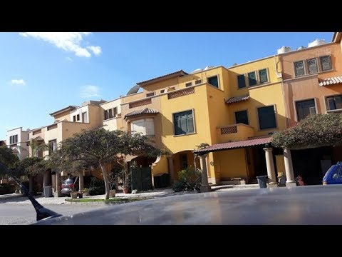 Townhouse for rent in palm hills 6 October City phase One