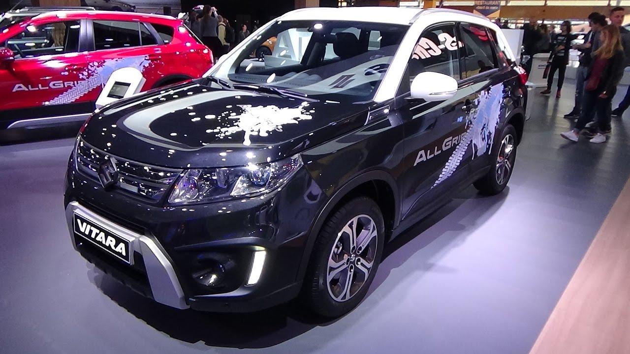 2017 suzuki vitara auto allgrip exterior and interior for J and s motors
