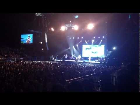 Jason Mraz - Lucky @ Tour Is A Four Letter Word (Live in HK 2012.06.24)