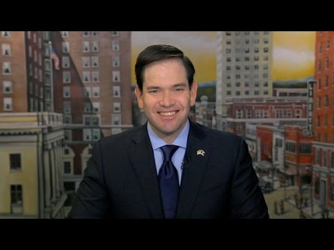 Sen. Marco Rubio on State of the Union: Full Interview