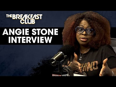 Angie Stone Talks New Album 'Full Circle', History of The Sequence + More