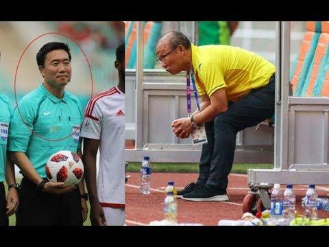 Trọng tài Hàn Quốc bị NHM nước nhà chỉ trích dữ dội, đòi tẩy chay sau trận bắt Việt Nam vs UAE