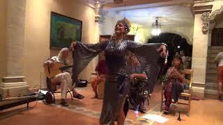 Alia performs with Mandala in Bali