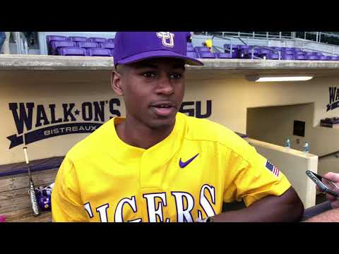 Strong outing by Ma'Khail Hilliard leads LSU to win over Hawaii