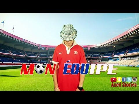 Sofiane - Mon ptit loup Remix Psg - Mon équipe - Azéd Stories - ChrissMaker