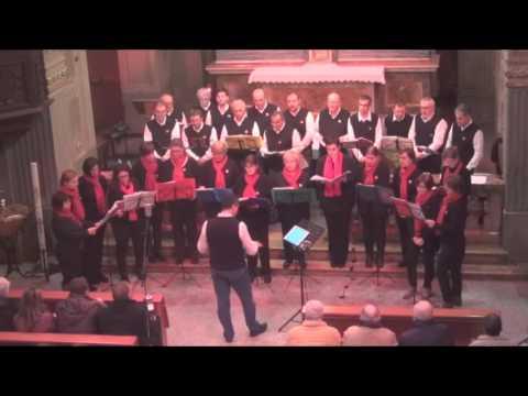 Magnifica il Signor (Magnify the Lord) - Concerto di Natale a Pisano 5 12 2015