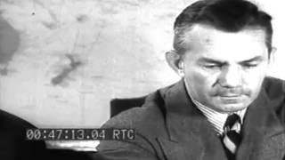 New Secretary Of The Navy, James V. Forrestal, 05/11/1944 (full)