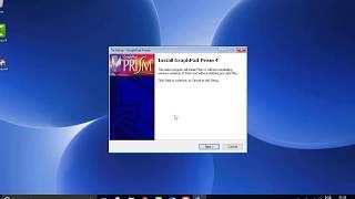 Como baixar e usar o GraphPad Prism 4