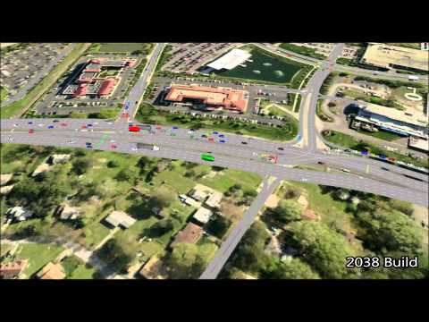 Alternative Road Design: Here's How a Continuous Flow Intersection Works