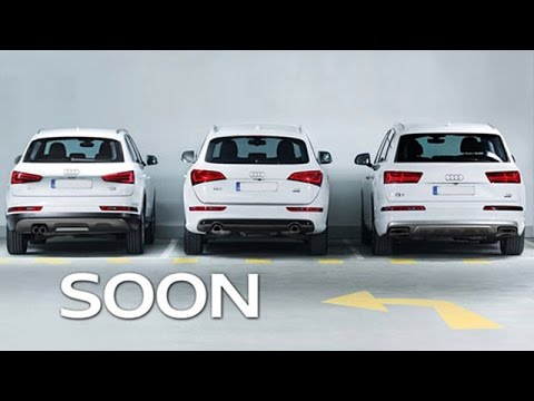 Audi Q2 Officially Teased