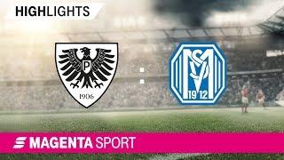 Preußen Münster - SV Meppen | Spieltag 32, 18/19 | MAGENTA SPORT