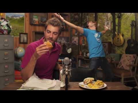Good Mythical Montage: Rhett Likes to Eat