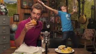 Good Mythical Montage: Rhett Likes to Eat
