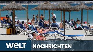 """Das robert-koch-institut hat die spanische ferieninsel mallorca einem bericht der """"bild""""-zeitung zufolge wegen gestiegener corona-infektionszahlen zum risiko..."""