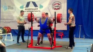 Tarasov Andrey squat RAW 325kg@149.6kg(, 2017-04-28T20:55:48.000Z)