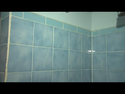 Your DIY Solution To Re-glaze Old-school Bathroom Tiles