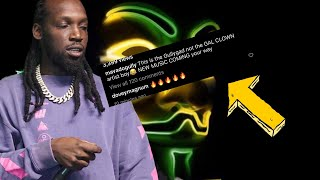 MAVADO RESPOND TO VYBZ KARTEL **GAL CLOWN**