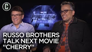 Russo Brothers on Next Movie Cherry