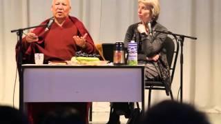 Цог на похоронах в тибетской традиции