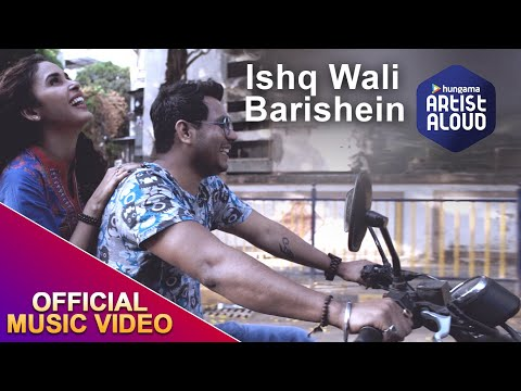 Ishq Wali Barishein By Manish Sharma | Romantic Song | Official Music Video | 2018