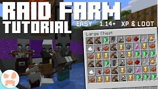 RAID FARM TUTORIAL   Easy, XP & Loot, 1.14+