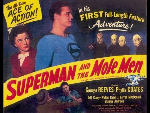 """#DidYouKnow November 23 - Release Date of """"Superman and the Mole Men"""""""