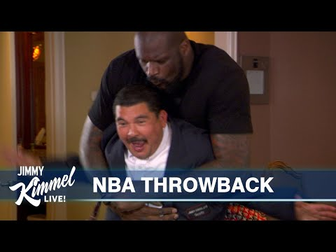 Guillermo's Dance Party with Shaq