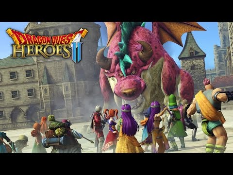 Dragon Quest Heroes II – Launch Trailer [multi-language subtitles]