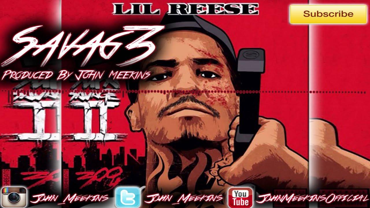 Lil Reese | Young Thug | Yo Gotti - Savag3 (Type Beat) [Produced By @John_Meekins]