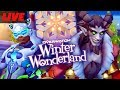 Overwatch Winter Wonderland Event Live! видео