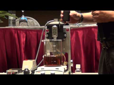 Amazing Oil Filtration Technology Demonstration in Bangkok