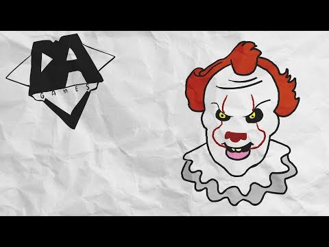 DAGames Animated - I'm Pennywise (It VR)