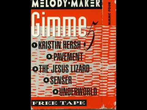 Gimme 5 (Melody Maker) - 05 Lemon Interrupt (Underworld) - Dirty