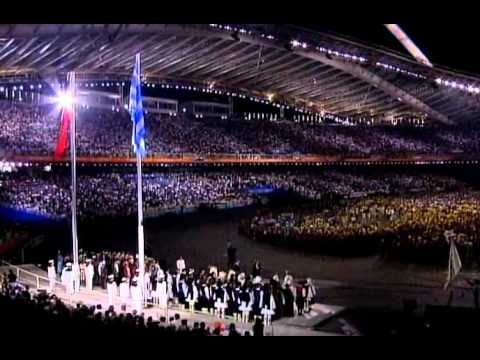 Athens 2004 closing ceremony