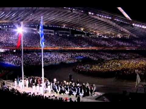 Athens 2004 closing ceremony