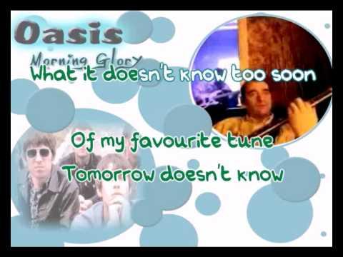 Morning Glory (Oasis) Karaoke