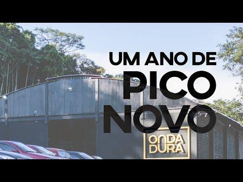 UM ANO DE PICO NOVO - ONDA DURA