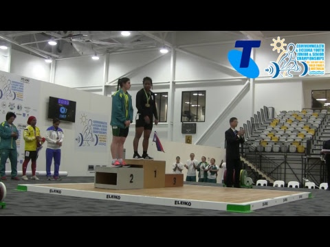 2017 Commonwealth & Oceania Championships - Day 3