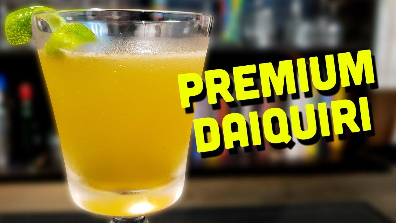 Daiquiri Variations Like This Recipe Are Amazing. - Daiquiri Variations w/ Aged Rum